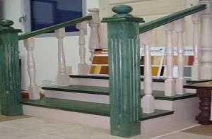 Елементи за стълби