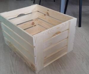 Дървени касетки