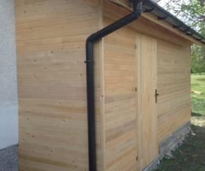 Дървени къщички за инструменти
